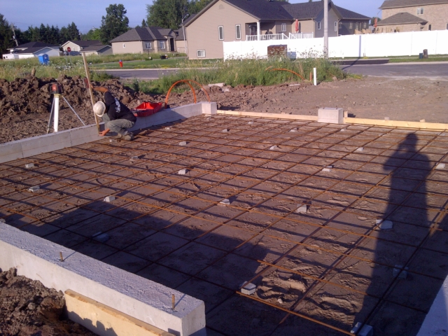 Finished Concrete Slabs Ontario Concrete Sault Ste